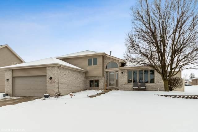 2820 Ferro Drive, New Lenox, IL 60451 (MLS #10641086) :: Lewke Partners