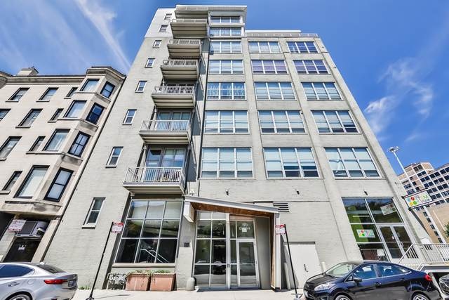 770 W Gladys Avenue #407, Chicago, IL 60661 (MLS #10641107) :: Property Consultants Realty