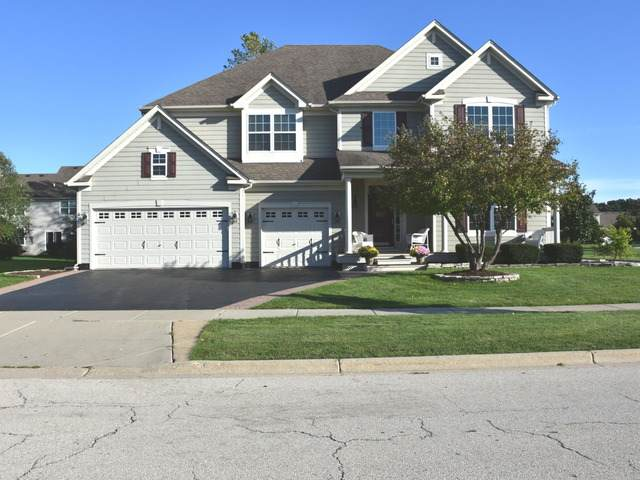337 Buffalo Drive, Elgin, IL 60124 (MLS #10641110) :: Property Consultants Realty