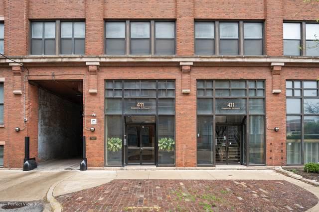 411 S Sangamon Street 5B, Chicago, IL 60607 (MLS #10641168) :: Property Consultants Realty