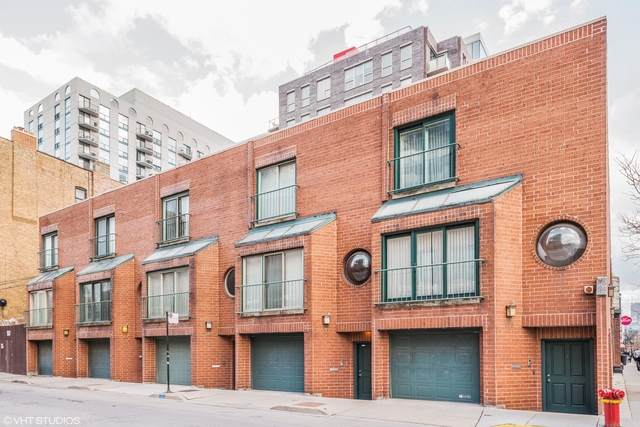 171 W Goethe Street, Chicago, IL 60610 (MLS #10641223) :: BN Homes Group