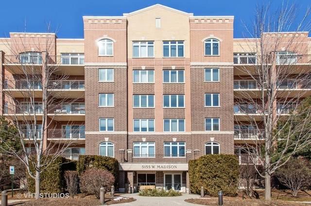 5155 Madison Street #202, Skokie, IL 60077 (MLS #10641244) :: BN Homes Group