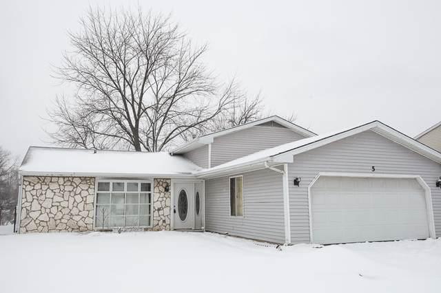 5 Joslyn Drive, Elgin, IL 60120 (MLS #10641250) :: Property Consultants Realty