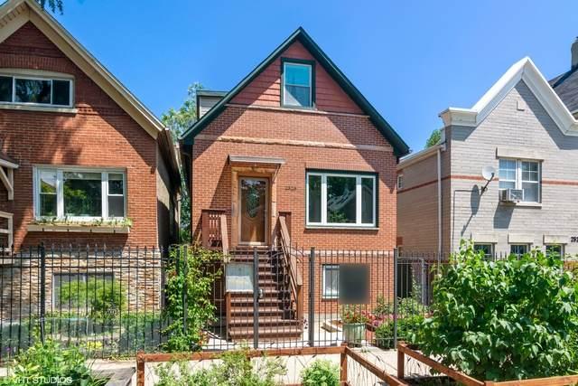 2526 W Haddon Avenue, Chicago, IL 60622 (MLS #10641279) :: Property Consultants Realty