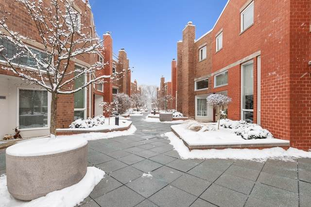1229 Central Street A, Evanston, IL 60201 (MLS #10641286) :: Property Consultants Realty
