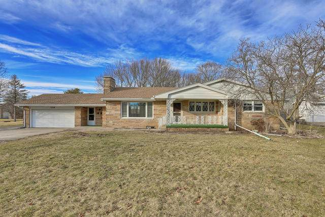 116 N Turner Drive, Mahomet, IL 61853 (MLS #10641289) :: John Lyons Real Estate