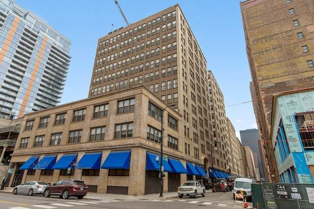 780 S Federal Street #402, Chicago, IL 60605 (MLS #10641293) :: Property Consultants Realty