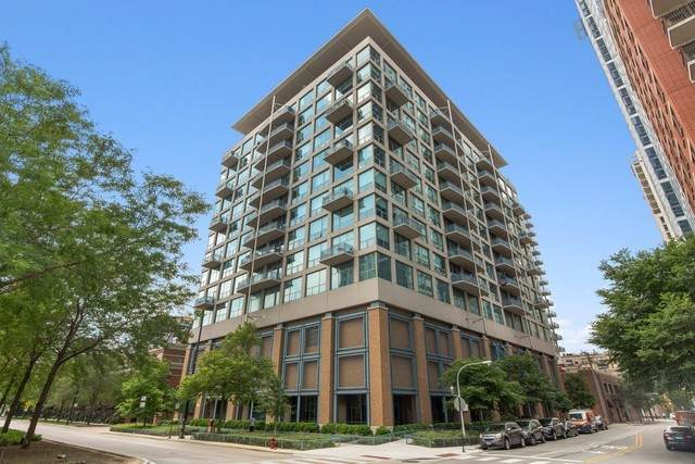 125 E 13TH Street #1403, Chicago, IL 60605 (MLS #10641308) :: Touchstone Group