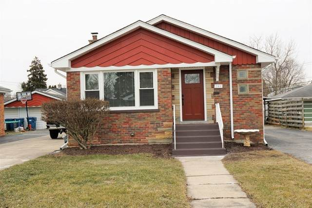 781 E 163rd Place, South Holland, IL 60473 (MLS #10641309) :: Suburban Life Realty