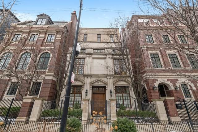 465 W Superior Street, Chicago, IL 60654 (MLS #10641361) :: Property Consultants Realty