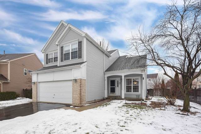5 Monarch Court, Lake In The Hills, IL 60156 (MLS #10641378) :: Lewke Partners