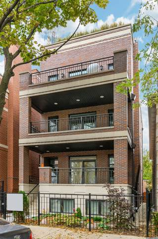 2307 N Greenview Avenue #2, Chicago, IL 60614 (MLS #10641438) :: Property Consultants Realty