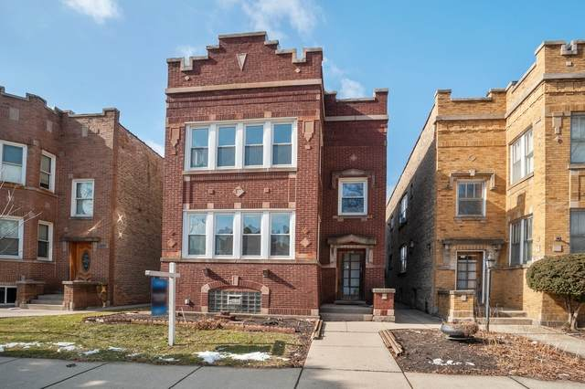 5618 N Rockwell Street, Chicago, IL 60659 (MLS #10641444) :: Property Consultants Realty