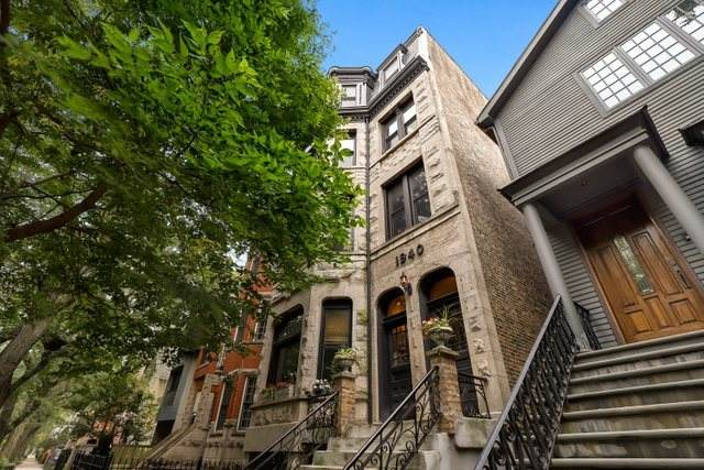 1940 N Cleveland Avenue #4, Chicago, IL 60614 (MLS #10641450) :: Property Consultants Realty