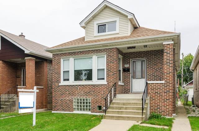 4947 W Roscoe Street, Chicago, IL 60641 (MLS #10641459) :: The Wexler Group at Keller Williams Preferred Realty