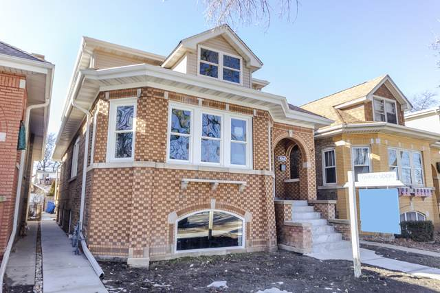 4544 N Laporte Avenue, Chicago, IL 60630 (MLS #10641461) :: The Wexler Group at Keller Williams Preferred Realty