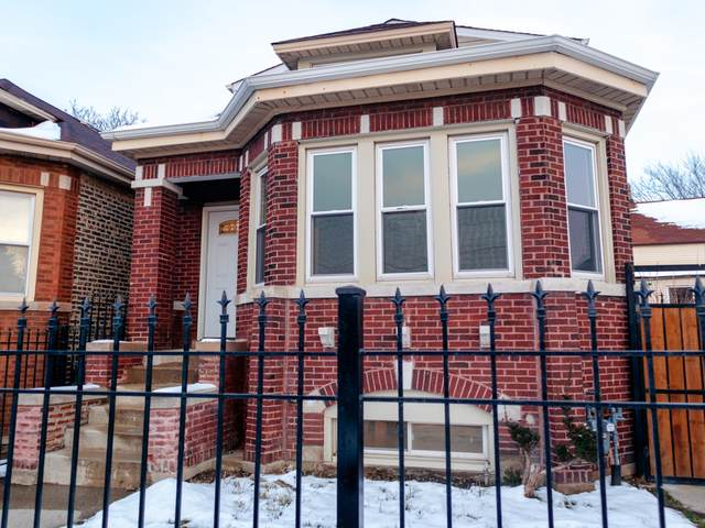 7221 S Damen Avenue, Chicago, IL 60636 (MLS #10641464) :: John Lyons Real Estate