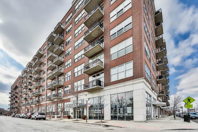 6 S Laflin Street #710, Chicago, IL 60607 (MLS #10641465) :: Property Consultants Realty