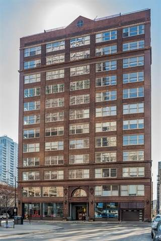 161 W Harrison Street #405, Chicago, IL 60605 (MLS #10641466) :: Property Consultants Realty