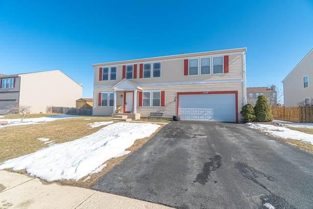 1548 Danesfield Drive, Belvidere, IL 61008 (MLS #10641546) :: Suburban Life Realty