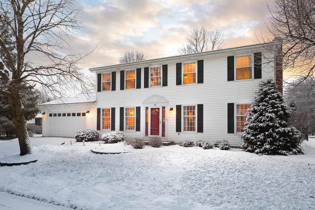 19 Green Valley Drive, Naperville, IL 60540 (MLS #10641569) :: Lewke Partners