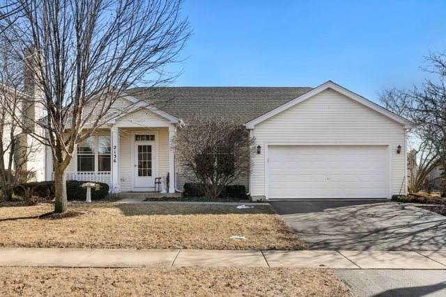 2136 Fescue Drive, Aurora, IL 60504 (MLS #10641606) :: Suburban Life Realty