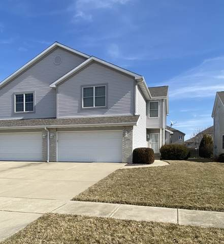 1196 Onyx Lane, Normal, IL 61761 (MLS #10641665) :: Lewke Partners