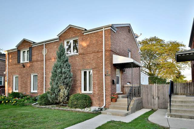 1533 N 20th Avenue #1, Melrose Park, IL 60160 (MLS #10641677) :: Ryan Dallas Real Estate