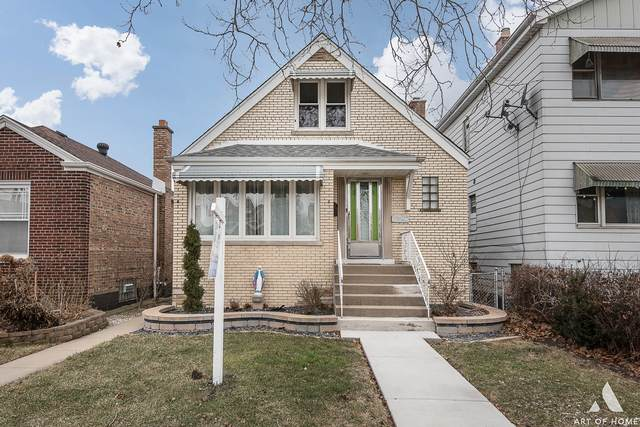 5926 S Keeler Avenue, Chicago, IL 60629 (MLS #10641684) :: John Lyons Real Estate