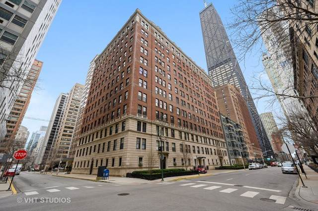 227 E Delaware Place 12D, Chicago, IL 60611 (MLS #10641691) :: Property Consultants Realty
