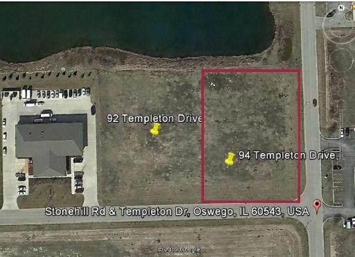 94 Templeton Drive, Oswego, IL 60543 (MLS #10641702) :: The Dena Furlow Team - Keller Williams Realty