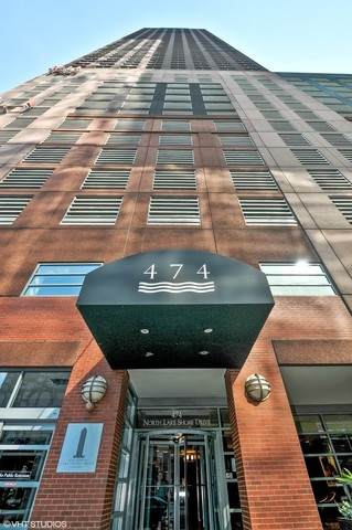 474 N Lake Shore Drive #4408, Chicago, IL 60611 (MLS #10641722) :: Property Consultants Realty
