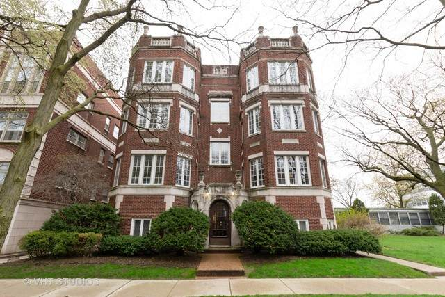 500 Sheridan Road 2E, Evanston, IL 60202 (MLS #10641734) :: Property Consultants Realty