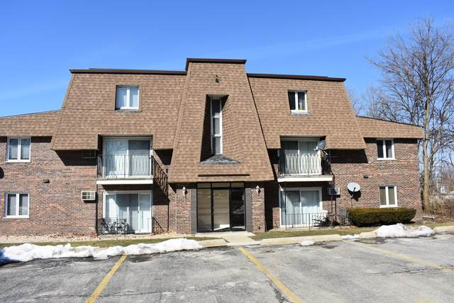 8231 Archer Avenue #9, Willow Springs, IL 60480 (MLS #10641748) :: John Lyons Real Estate