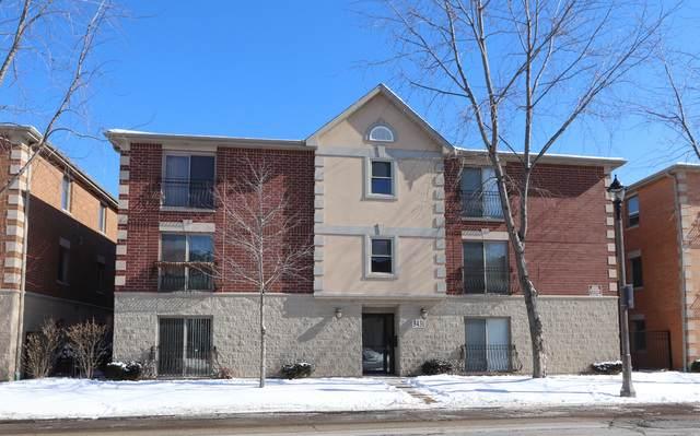 3431 Ridgeland Avenue #304, Berwyn, IL 60402 (MLS #10641767) :: Suburban Life Realty
