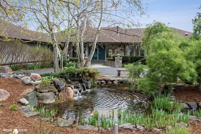 12 Oakdene East, Barrington Hills, IL 60010 (MLS #10641785) :: John Lyons Real Estate