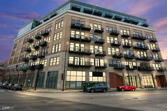 1645 W Ogden Avenue #420, Chicago, IL 60607 (MLS #10641797) :: Property Consultants Realty