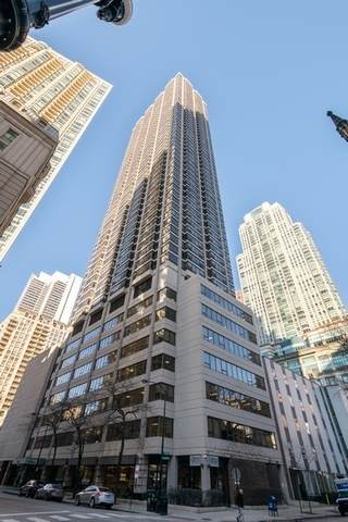 30 E Huron Street #3309, Chicago, IL 60611 (MLS #10641845) :: Ryan Dallas Real Estate