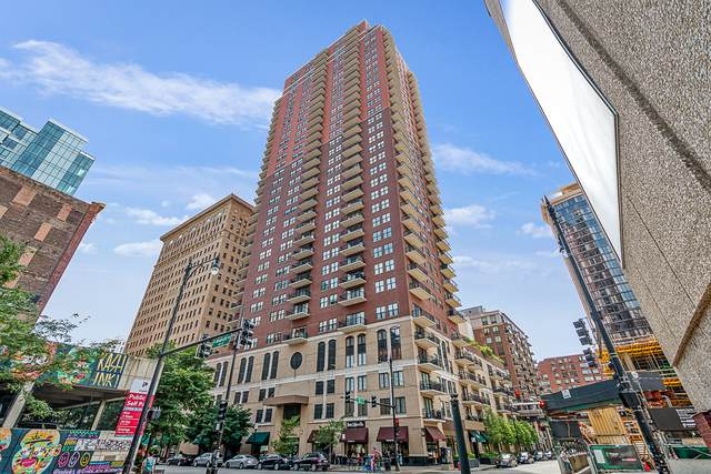 41 E 8th Street #3501, Chicago, IL 60605 (MLS #10641894) :: Property Consultants Realty