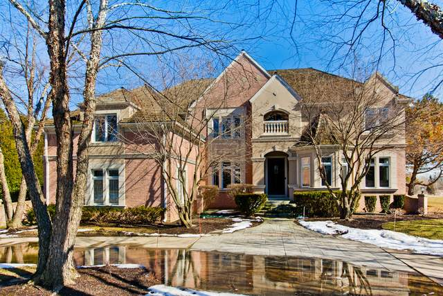 1734 Country Club Drive, Long Grove, IL 60047 (MLS #10641936) :: Helen Oliveri Real Estate