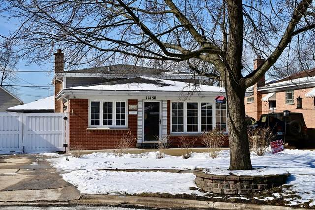 11450 S Drake Avenue, Chicago, IL 60655 (MLS #10641962) :: Baz Network | Keller Williams Elite