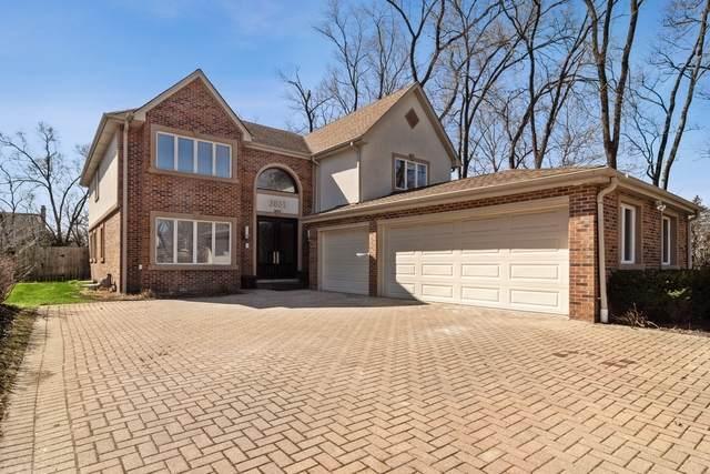 3831 Crestwood Drive, Northbrook, IL 60062 (MLS #10642133) :: Helen Oliveri Real Estate