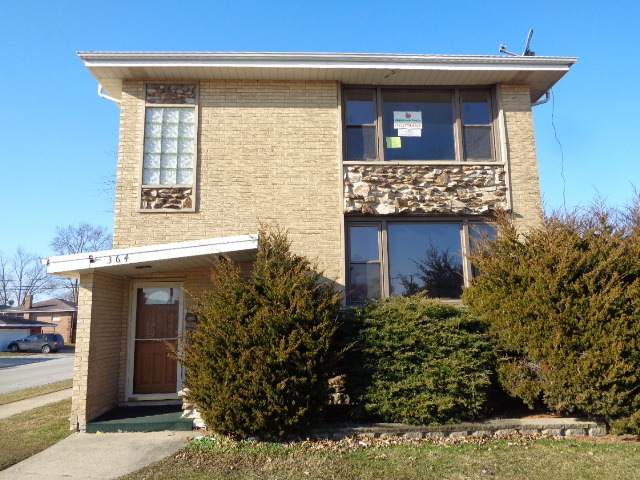364 Oglesby Avenue, Calumet City, IL 60409 (MLS #10642141) :: Berkshire Hathaway HomeServices Snyder Real Estate