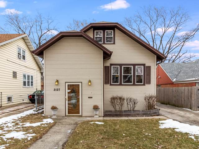 2127 S 10th Avenue, Maywood, IL 60153 (MLS #10642167) :: Lewke Partners