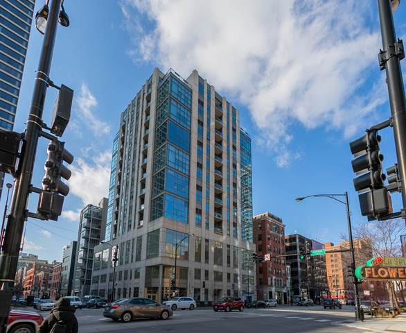150 W Superior Street #605, Chicago, IL 60654 (MLS #10642184) :: Property Consultants Realty