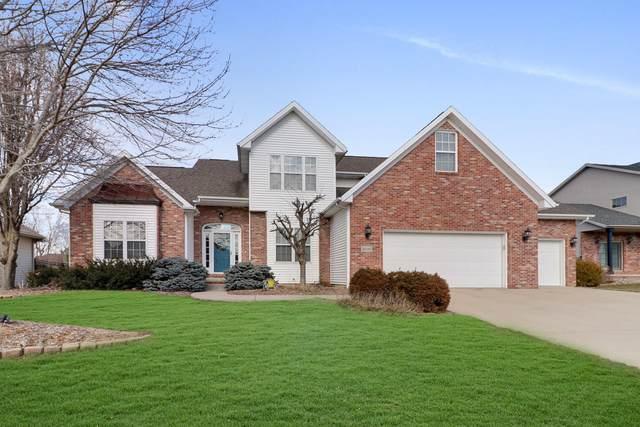 3510 Armstrong Drive, Bloomington, IL 61704 (MLS #10642194) :: Ryan Dallas Real Estate