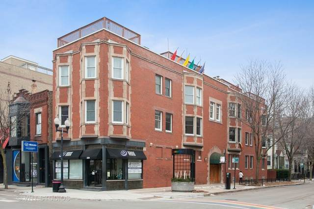 807 W Buckingham Place 1W, Chicago, IL 60657 (MLS #10642208) :: Property Consultants Realty