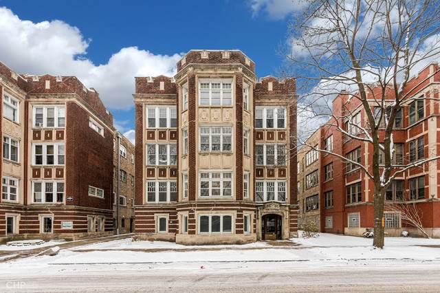 5012 S Woodlawn Avenue #1, Chicago, IL 60615 (MLS #10642213) :: The Dena Furlow Team - Keller Williams Realty