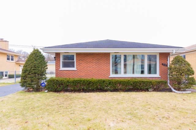 938 Community Drive, La Grange Park, IL 60526 (MLS #10642227) :: Janet Jurich