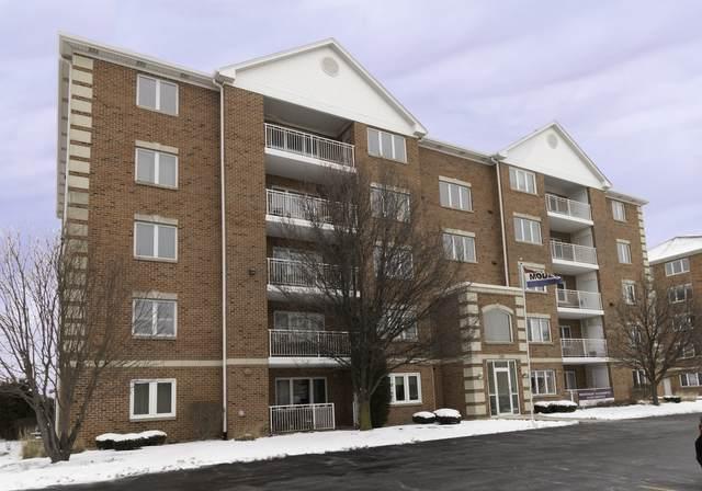 5500 W 115th Street #204, Oak Lawn, IL 60453 (MLS #10642234) :: Baz Network | Keller Williams Elite